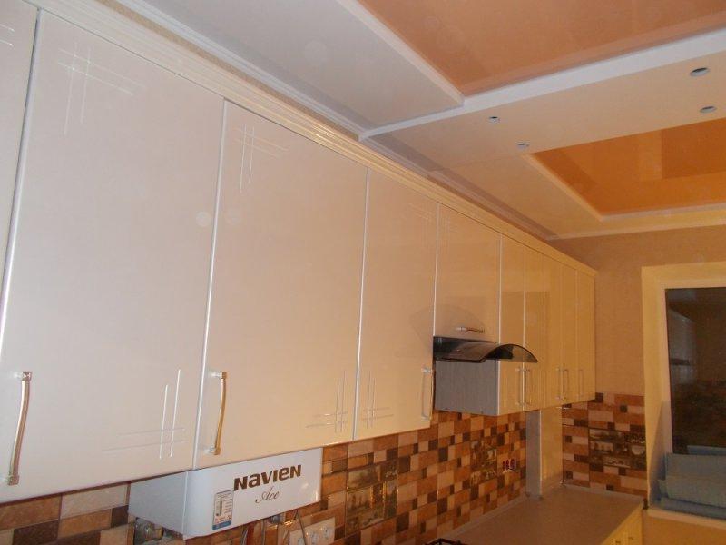 прямая кухня 4 метра