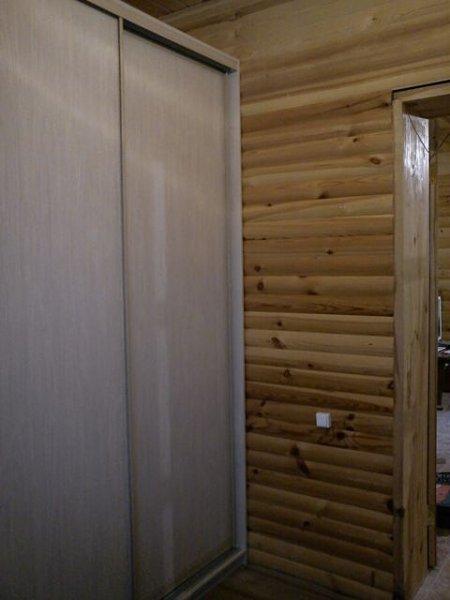 шкаф-купе 3х дверный в спальню