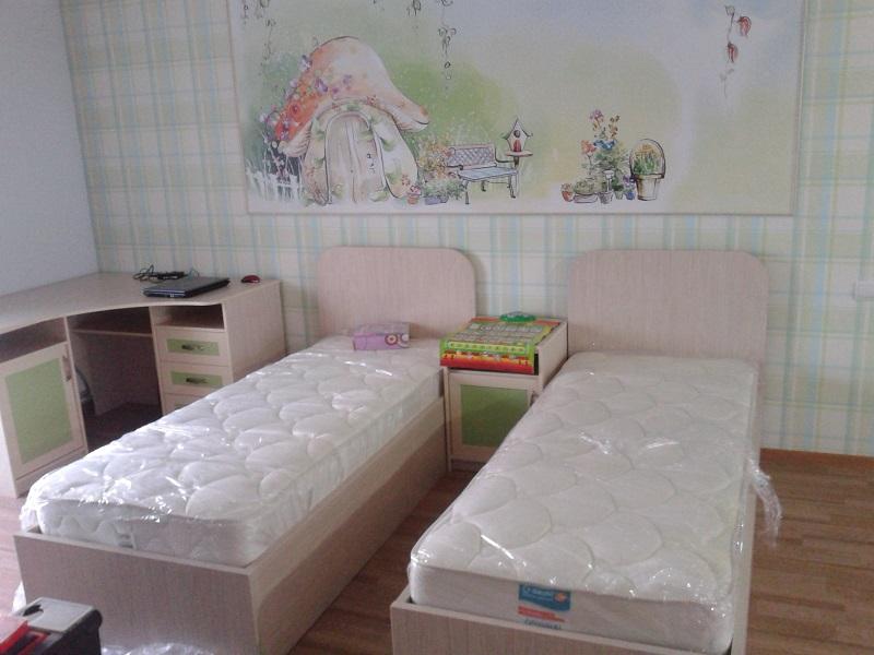 в спальню детям племяницы