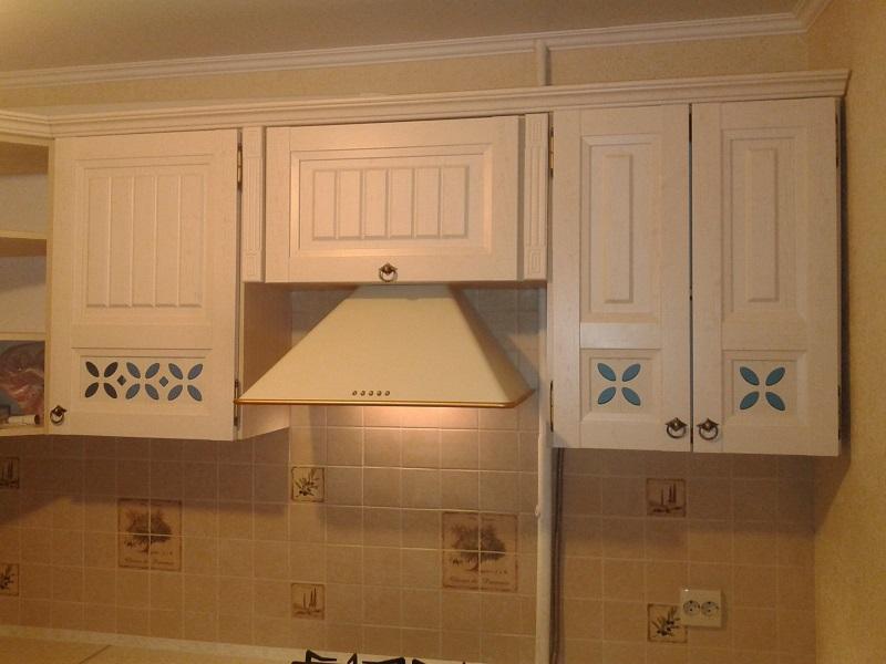 кухня своеобразные фасады